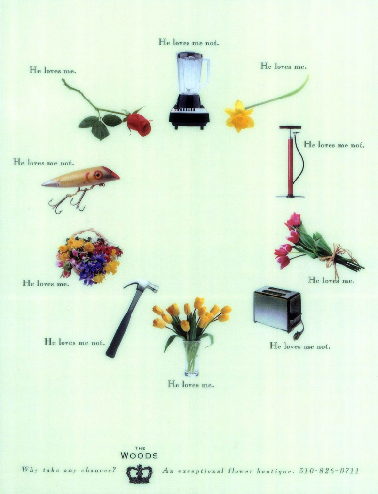 The Woods Florist: Image 1
